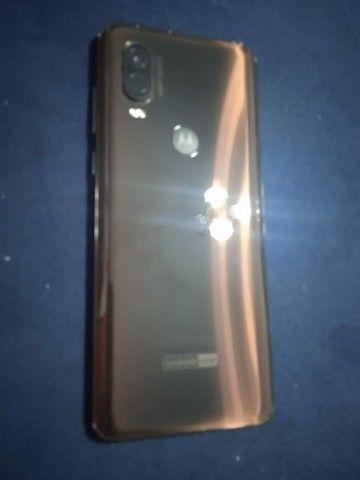 Motorola one vision - cobre