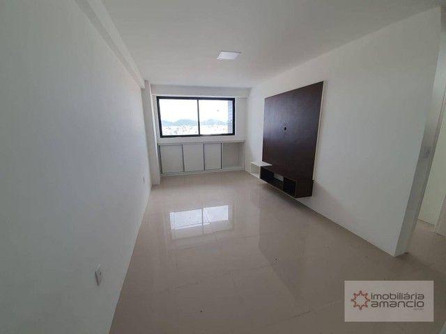Apartamento com 1 dormitório à venda, 40 m², no Edf Belleville - Universitário - Caruaru/P - Foto 2