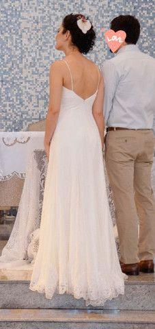 Vestido de noiva - Ateliê Júlia Pak - Foto 4
