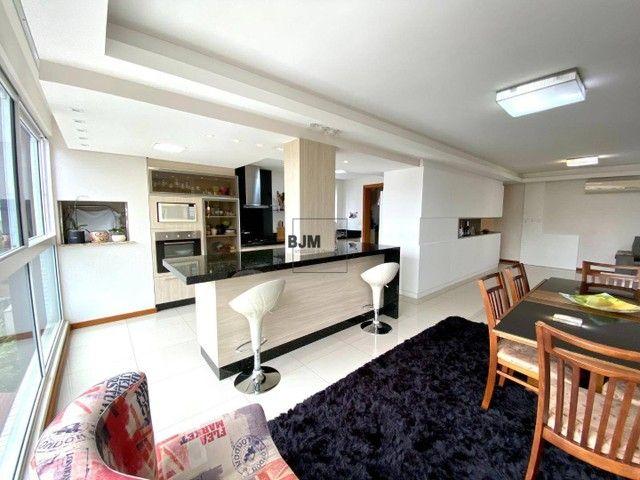 Apartamento com 3 dormitórios à venda, 124 m² por R$ 830.000,00 - América - Joinville/SC - Foto 7