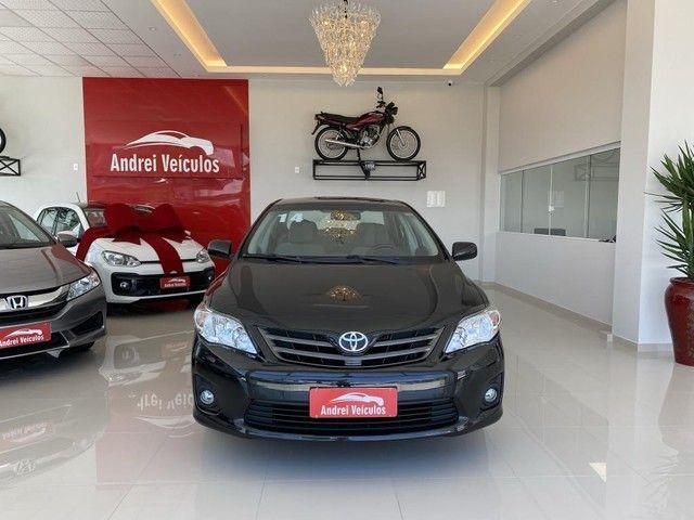 Toyota Corolla GLI 1.8 Flex Automtico Completo 2014 - Foto 2