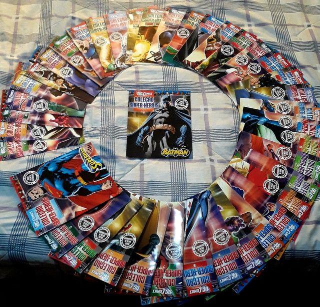 VENDO MINIATURAS DC COMICS  - Foto 5