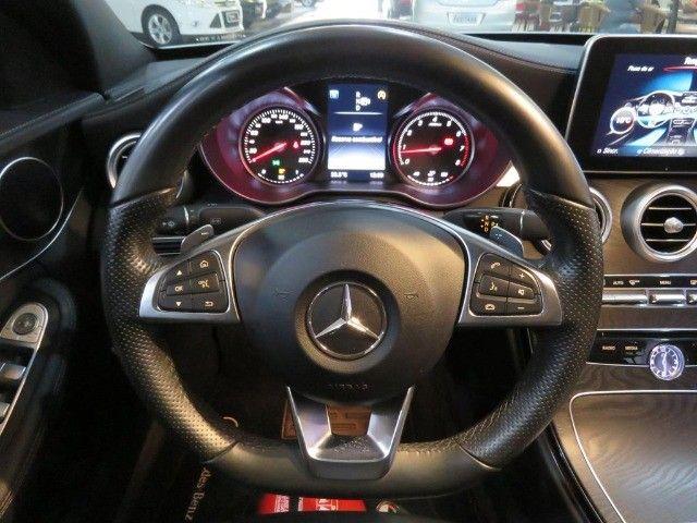 Mercedes-Benz C 250 2.0 CGI Sport Turbo Aut Top de Linha C/ Teto Solar 73.600 Km - Foto 10