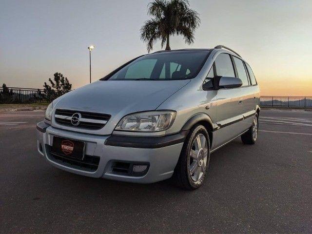 Chevrolet completa 7 lugares elegance Zafira - Foto 7