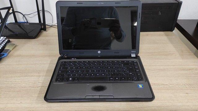 Notebook HP pavilion G4 T4300