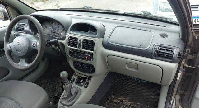 Renault clio 1.6 hatch - Foto 5