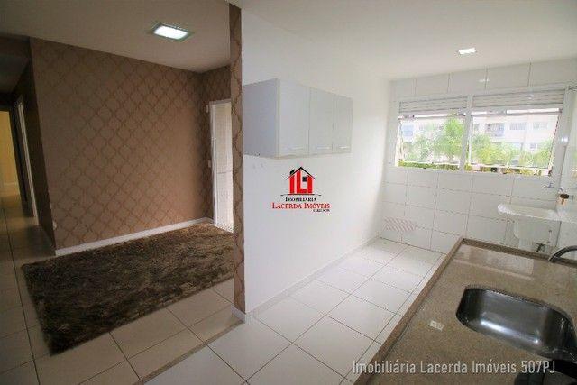Liverpool, 69m², 2 quartos com suíte, 1º andar, Aceita FGTS na Entrada, Ponta Negra - Foto 5