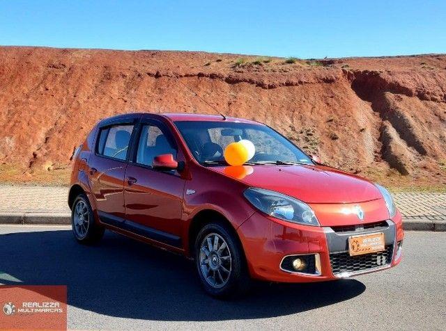 2014 Renault / Sandero Priv 1.6  Flex