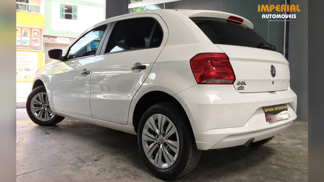VW GOL TRENDLINE 1.6 MSI 2019/2020 - Foto 4