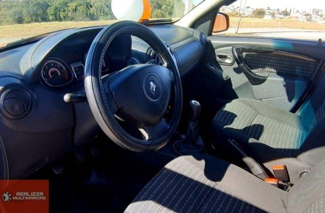 2014 Renault / Sandero Priv 1.6  Flex - Foto 10
