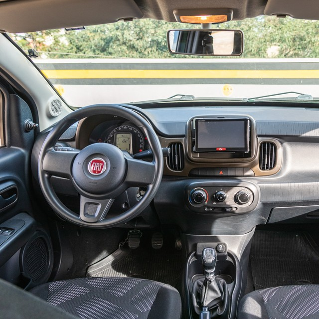 Fiat Mobi Way 1.0 Flex - Foto 6