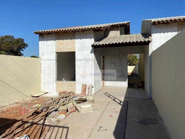 Casa com 2 dormitórios à venda, 70 m² por R$ 165.000,00 - Jardim Ouro Verde - Várzea Grand - Foto 2