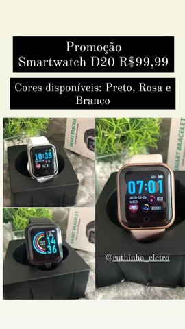 Smartwatch D20 e X7 - Foto 2