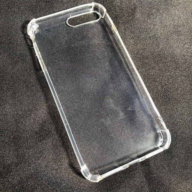 Capinha de silicone anti-impacto iPhone 7/8 Plus  - Foto 4