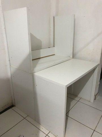 Duas mesas nunca usadas! Por 300 Reais  - Foto 2