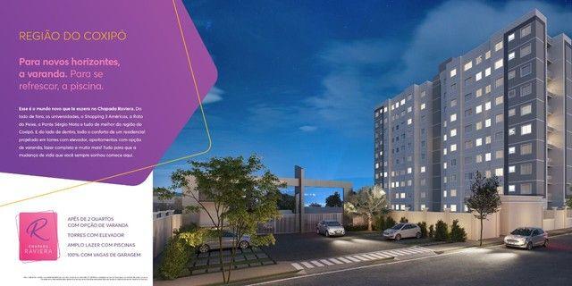 Mrv Chapada Raviera Apartamento 2 quartos Coxipó  - Foto 6
