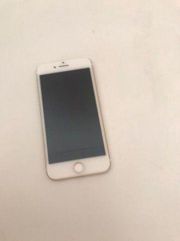 iPhone 7 Dourado aceito troca por 6sPlus - Foto 5