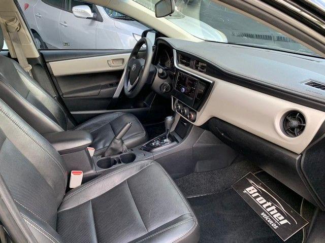 Toyota Corolla 2019 automático 1.8 Flex 16v GLI - Foto 5