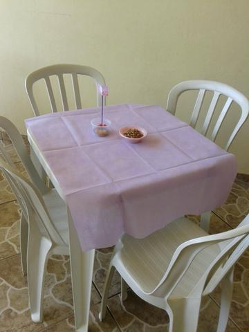Aluguel de mesas e cadeiras à partir de R$10 - Foto 3