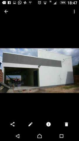 Vende casa em ji-parana