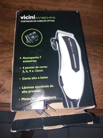 Maquina de corta os cabelos