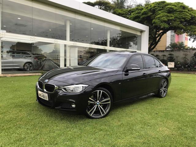 BMW 328I 2016/2017 2.0 M SPORT 16V ACTIVEFLEX 4P AUTOMÁTICO