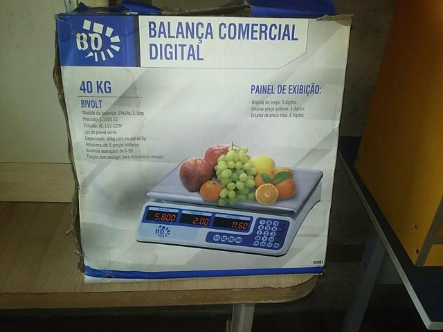 Balança digital 40 kg