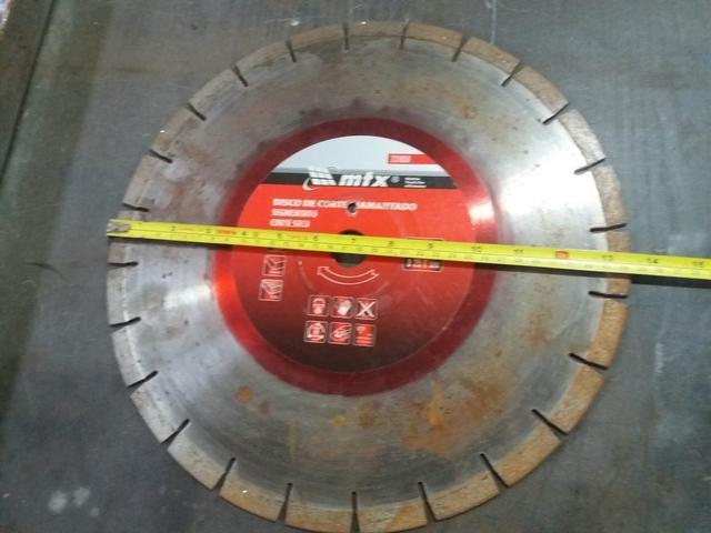 Disco de Corte 350mm x 25.4