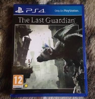 Troco ou vendo jogo The last guardian