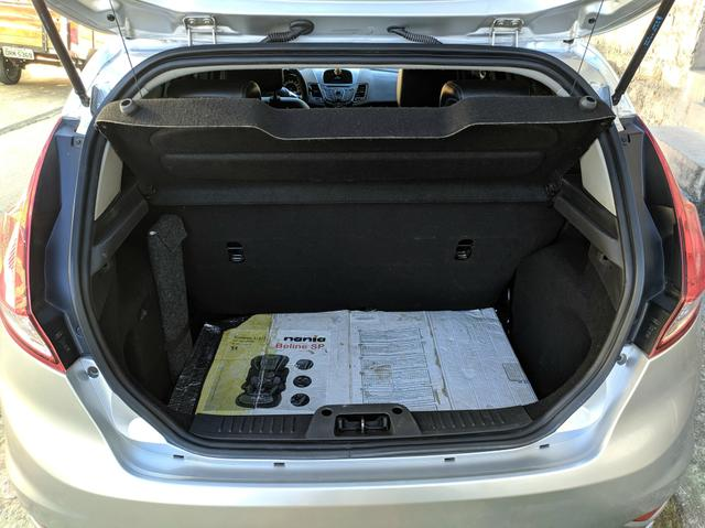 Ford New Fiesta 1.6 Titanium - Foto 9