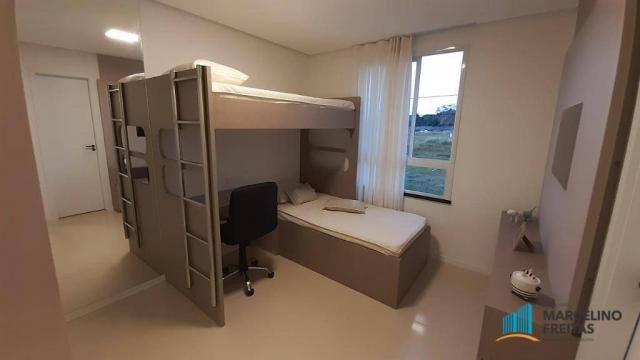 Lançamento de casas residenciais à venda, eusébio - ca2132 - Foto 13