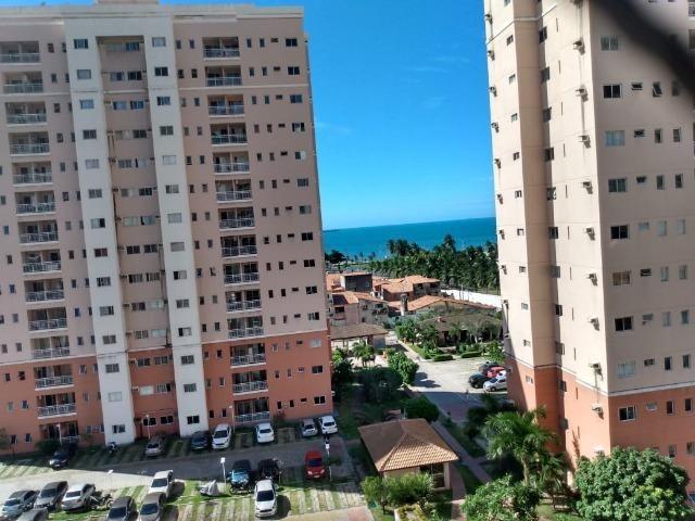 Vendo apartamento projetado vista mar