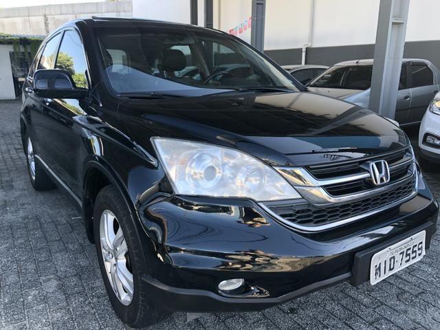 Honda CR V - EX L 2.0 4x4 2010 (Aut) top - Foto 2