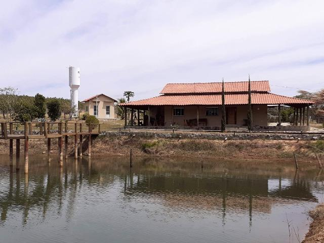 Fazenda 23 Alqueires, Formada, Plana, Terra Cultura, 1,2 Asfalto-Goiánésia