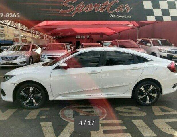 Honda Civic 2.0 EXL CVT Automático 17/17 - Foto 4