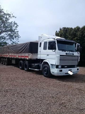 Scania 112H 360cv