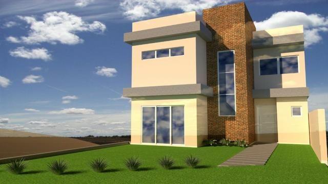 Terreno 666m² 16x41 projeto de casa Alto Padrão em anadamento - atrás Opera de Arame - Foto 2