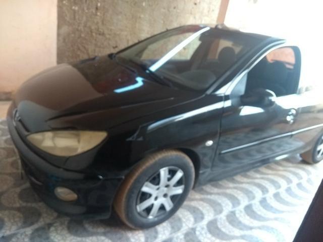 Peugeot 206 1.4 8v - Foto 2