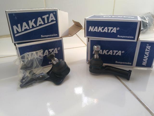 Pivo de suspensão e terminal de direção NAKTA