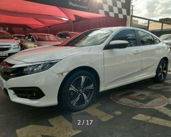 Honda Civic 2.0 EXL CVT Automático 17/17 - Foto 2