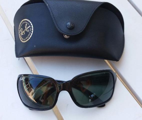 Oculos Ray ban original - Bijouterias, relógios e acessórios ... 558555b3d9