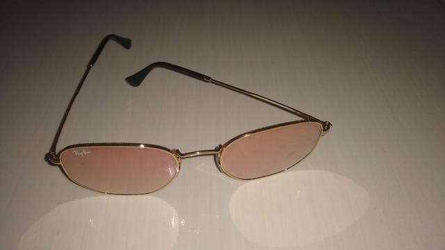 Óculos Rayban original hexagonal - Bijouterias, relógios e ... 3c5604f7a9