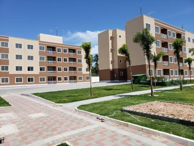 Gran Village Eusebio 2 Apto 2 Qtos 1 Ste Varanda Estrutura de Clube Doc Grátis - Foto 2