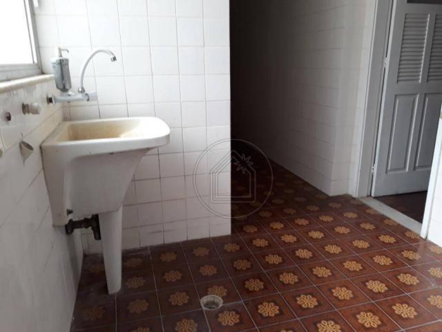 Apartamento com 3 dormitórios à venda, 126 m² por r$ 660.000 - grajaú - rio de janeiro/rj - Foto 12
