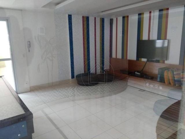 Apartamento com 3 dormitórios à venda, 94 m² por r$ 695.000,00 - grajaú - rio de janeiro/r - Foto 15