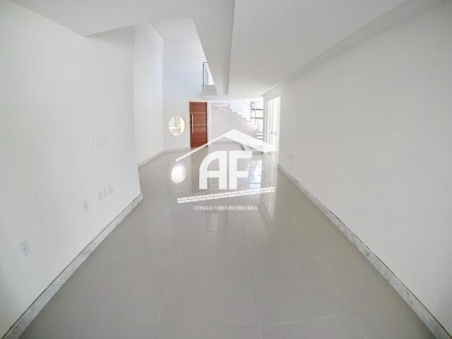 Casa nova no condomínio San Nicolas - 4 suítes sendo 1 máster com closet - Foto 6