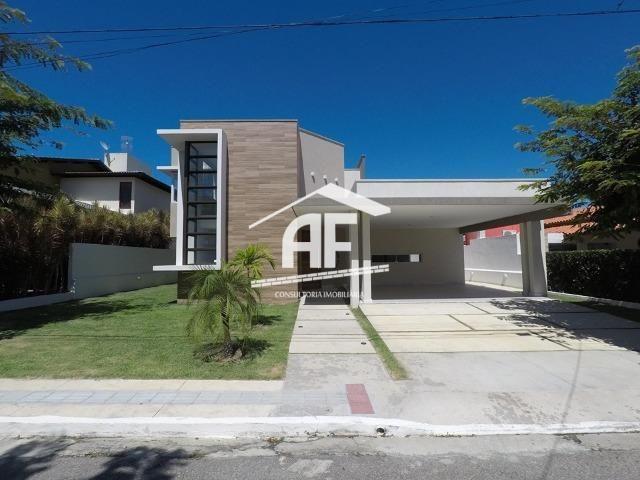 Casa nova no condomínio San Nicolas - 4 suítes sendo 1 máster com closet
