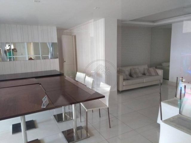 Apartamento com 3 dormitórios à venda, 94 m² por r$ 695.000,00 - grajaú - rio de janeiro/r - Foto 17