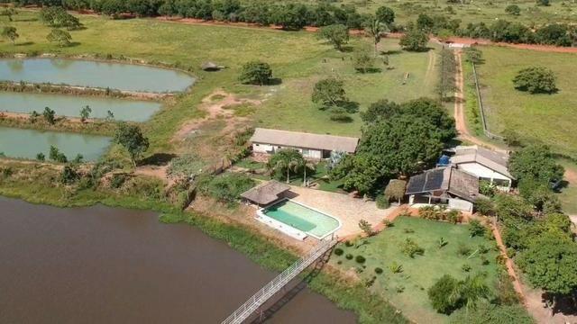 Fazenda em livramento/MT 512 hectares sendo 400 formado, 100% escriturada - Foto 6