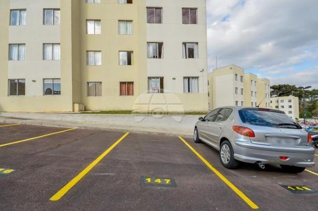 Apartamento à venda com 2 dormitórios em Barreirinha, Curitiba cod:142139 - Foto 11